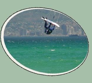 kitesurfing capetown