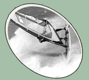 windsurfen in kapstadt